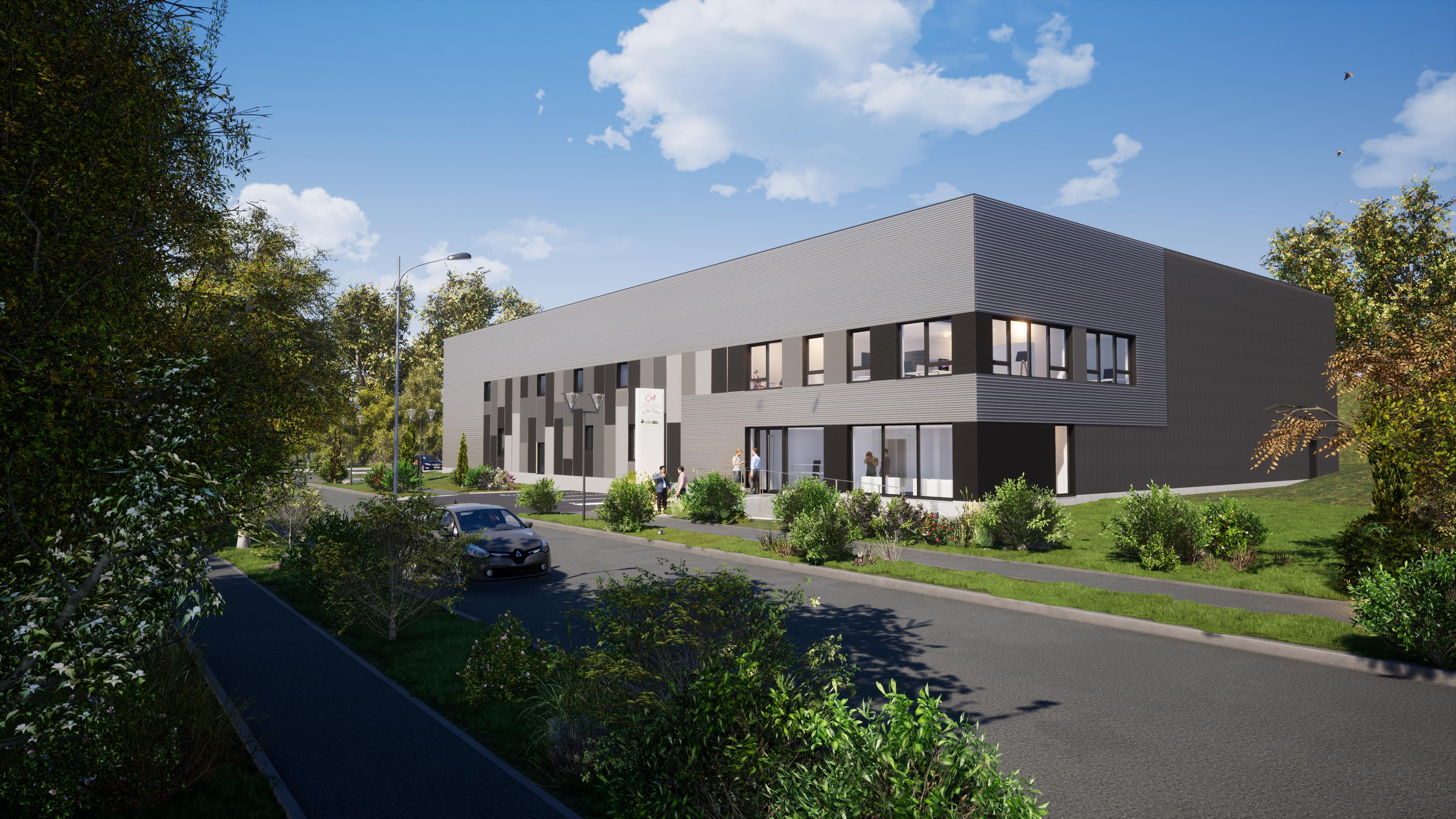 Inauguration nouvel entrepôt